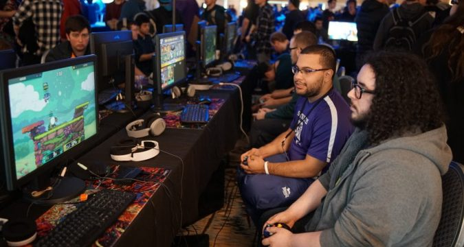 History of eSports Video Games